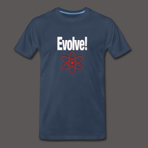 EVOLVE - Men's Premium T-Shirt