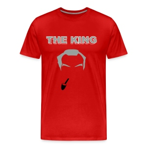 The King - Men's Premium T-Shirt