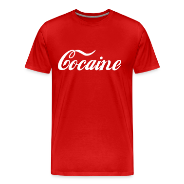 Cocaine T-Shirts