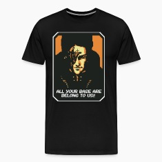 All your base are belong to us!! T-Shirts