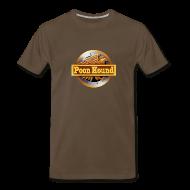 T-Shirts ~ Men's Premium T-Shirt ~ Poon Hound