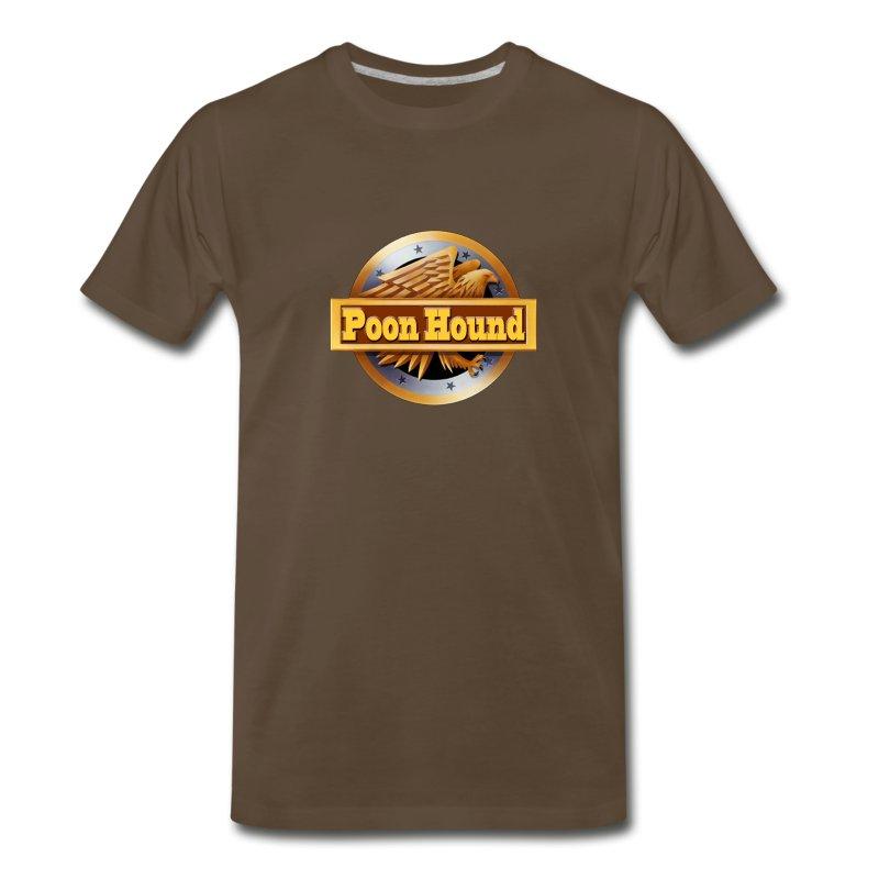 Poon Hound - Men's Premium T-Shirt