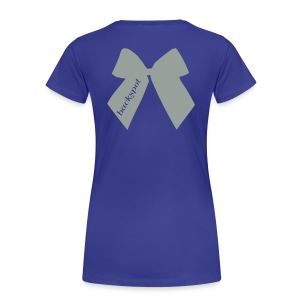 CHEERTHING: BACKSPOT - Women's Premium T-Shirt