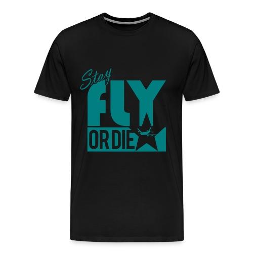 Fly Life - Men's Premium T-Shirt