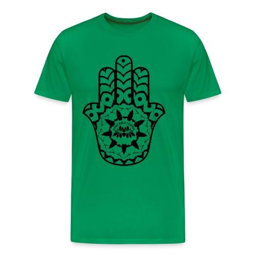 Hamsa Men's Tee - Men's Premium T-Shirt