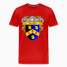 Wright Coat of Arms/Family Crest