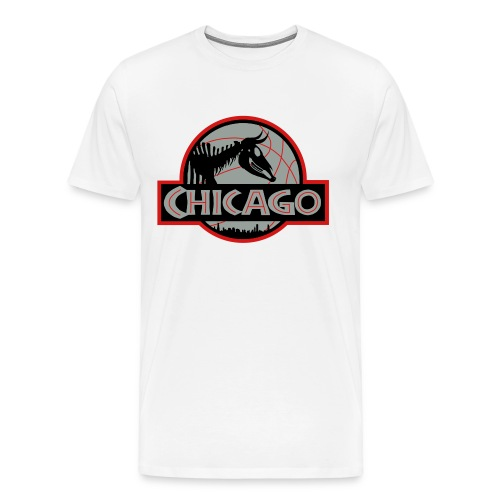 Men's Premium T-Shirt - Combination of the best team and movie of the 90's.