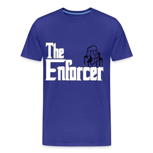 The Enforcer - Men's Premium T-Shirt