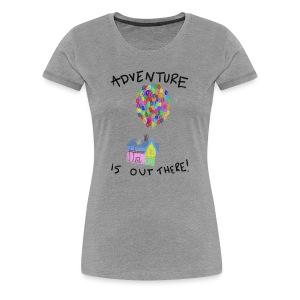 Women's Adventure - Women's Premium T-Shirt