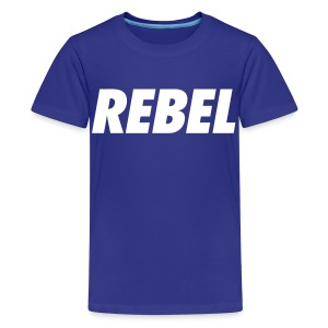 Rebel Kids' Shirts - stayflyclothing.com - Kids' Premium T-Shirt