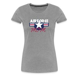 Proud Airforce Mom - Women's Premium T-Shirt