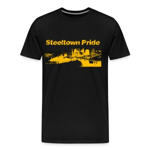 Steeltown Pride - Men's Premium T-Shirt