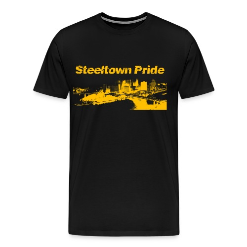 Steeltown Pride - Men's Premium T-Shirt