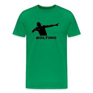 BOLTING! - Men's Premium T-Shirt