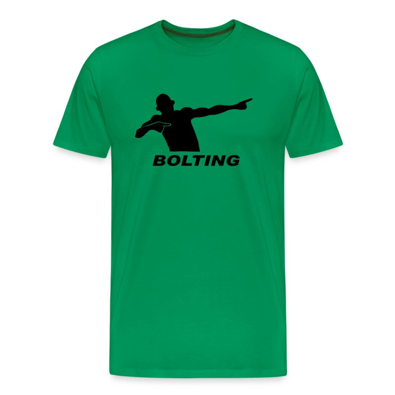 BOLTING! - Men's Premium T-Shirt