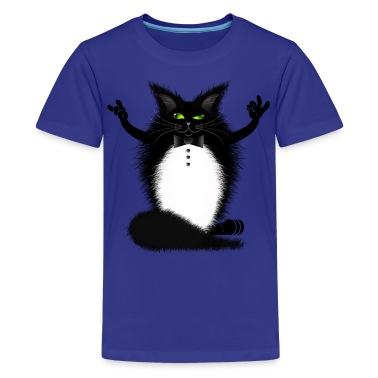ZIGGY THE CAT Kids' Shirts