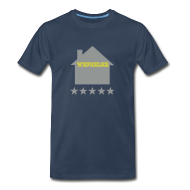 T-Shirts ~ Men's Premium T-Shirt ~ Wepeeler in the HOUSE #2
