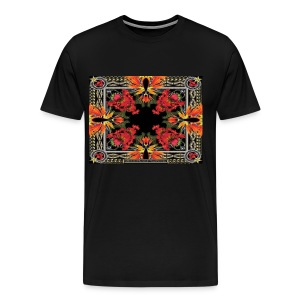 Givenchy inspired shirt - Men's Premium T-Shirt