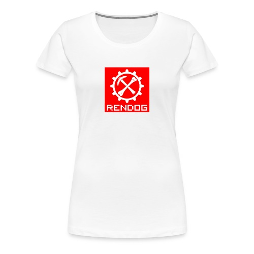 RENDOG T-SHIRT (LADIES) - Women's Premium T-Shirt
