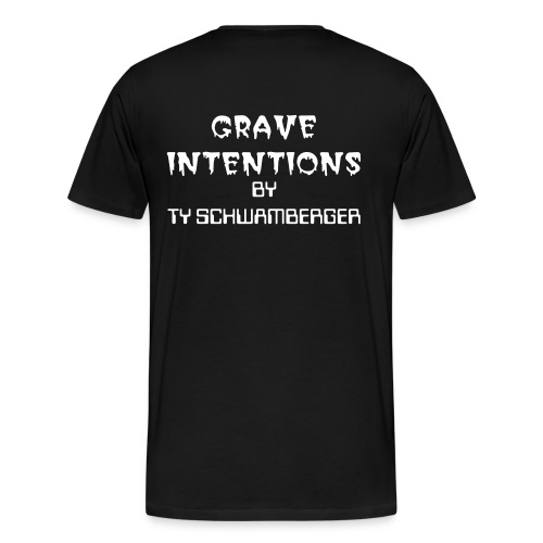 Grave Intentions - Men's Premium T-Shirt