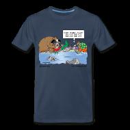T-Shirts ~ Men's Premium T-Shirt ~ Got Net Men's 3/4XL Tee