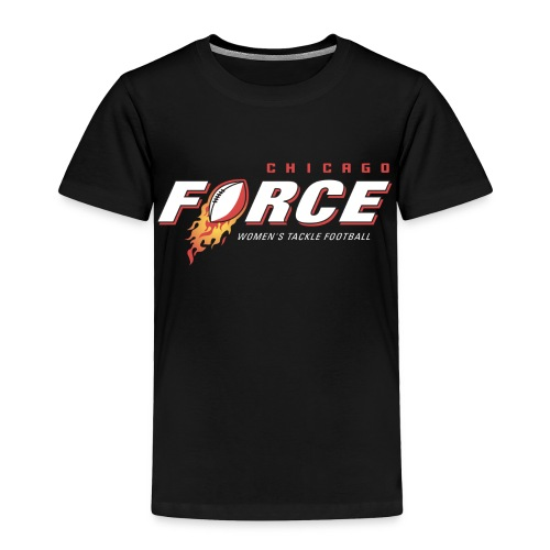 Force logo for light colors - Toddler Premium T-Shirt