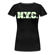 Women's T-Shirts ~ Women's Premium T-Shirt ~ NEW YORK CITY