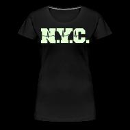 Women's T-Shirts ~ Women's Premium T-Shirt ~ NEW YORK CITY