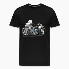 Goldwing White Trike T-Shirts