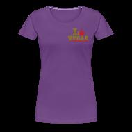 Women's T-Shirts ~ Women's Premium T-Shirt ~ IK HOU VAN LAS VEGAS