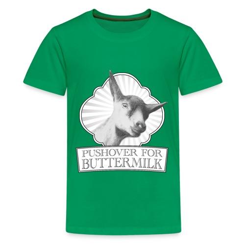 Pushover T-shirt for kids - Kids' Premium T-Shirt