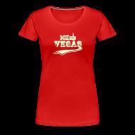 Women's T-Shirts ~ Women's Premium T-Shirt ~ ME GUSTA LAS VEGAS