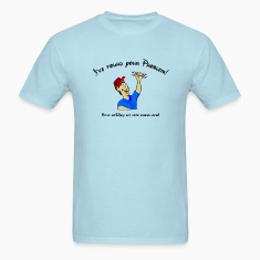 """I've found your problem! You have screws loose!"" T-Shirts"