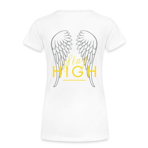 Womens Stay High Tshirt - Women's Premium T-Shirt