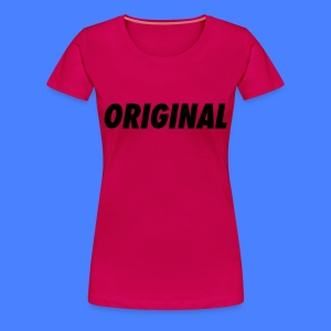 Original Women's T-Shirts - stayflyclothing.com - Women's Premium T-Shirt