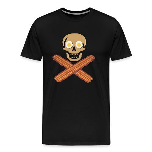 Food Pirate - Men's Premium T-Shirt