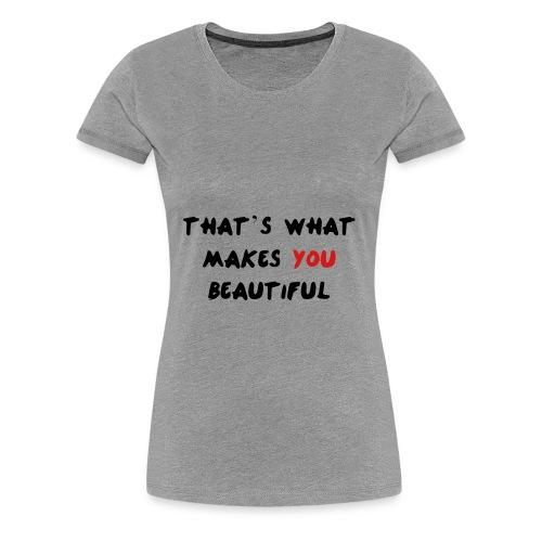 one direction shirt - Women's Premium T-Shirt