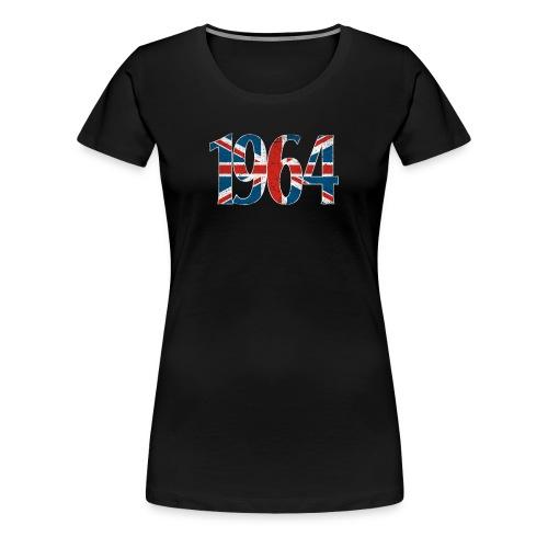 1964 - Women's Premium T-Shirt
