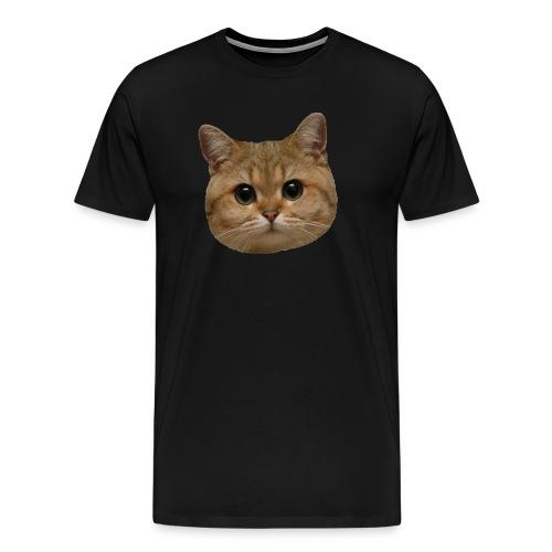Stare Cat the Shirt - Men's Premium T-Shirt