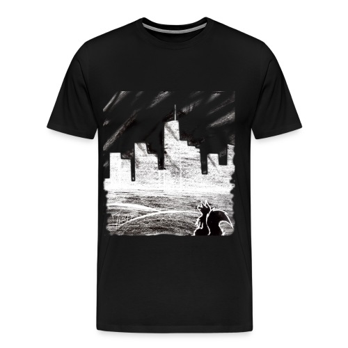 Assuming We Survive Invert - Men's Premium T-Shirt