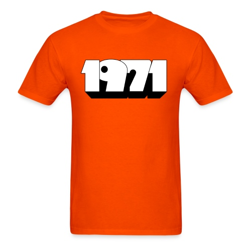 1971 - Men's T-Shirt