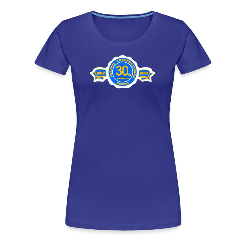 eis_30th_logo4.png - Women's Premium T-Shirt