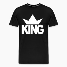 KING CROWN T-Shirts