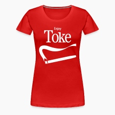 Enjoy Toke Women's T-Shirts