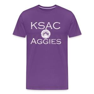 KSAC - Men's Premium T-Shirt