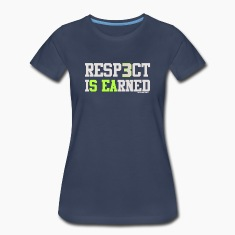 "VICT Women's Seattle ""Resp3ct Is Earned"" Shirt"