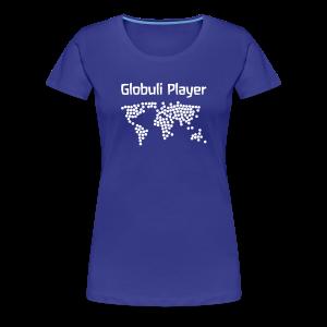 Globuli Player - Women's Premium T-Shirt