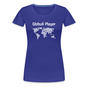 Globuli Player - Women's Premium T-Shirt