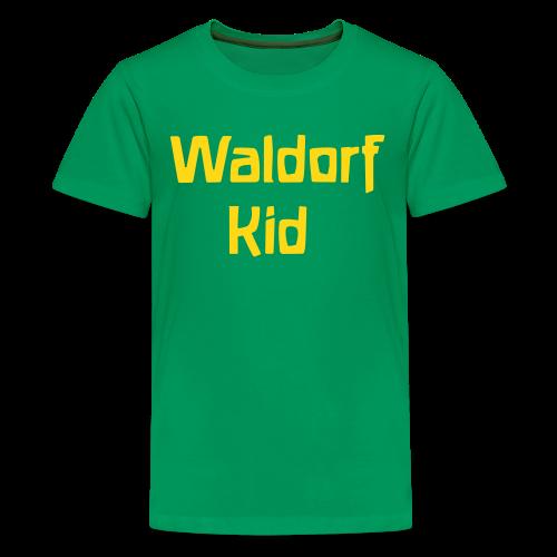 Waldorf Kid - Kids' Premium T-Shirt