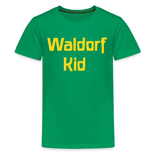 Waldorf Kid - Kids' Premium T-Shirt